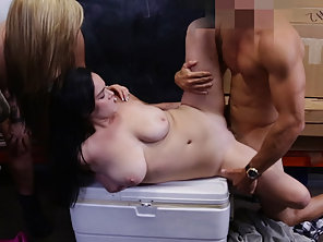 Lovely Set Of Lesbian Pussies That You Can Fuck