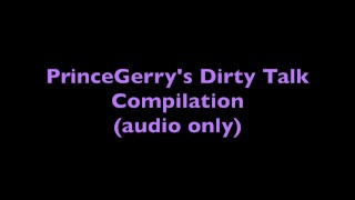 My Moaning & Dirty Talk Masturbation Compilation (audio Only)